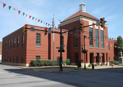 Clarksburg City Hall - Clarksburg, WV