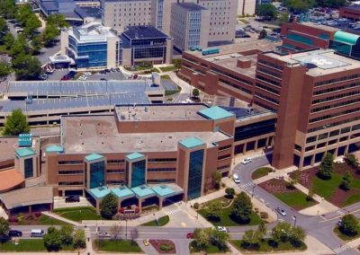 WVU Medical Center - Morgantown, WV